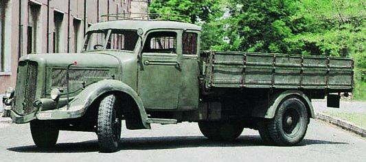 1937 ОМ Titano