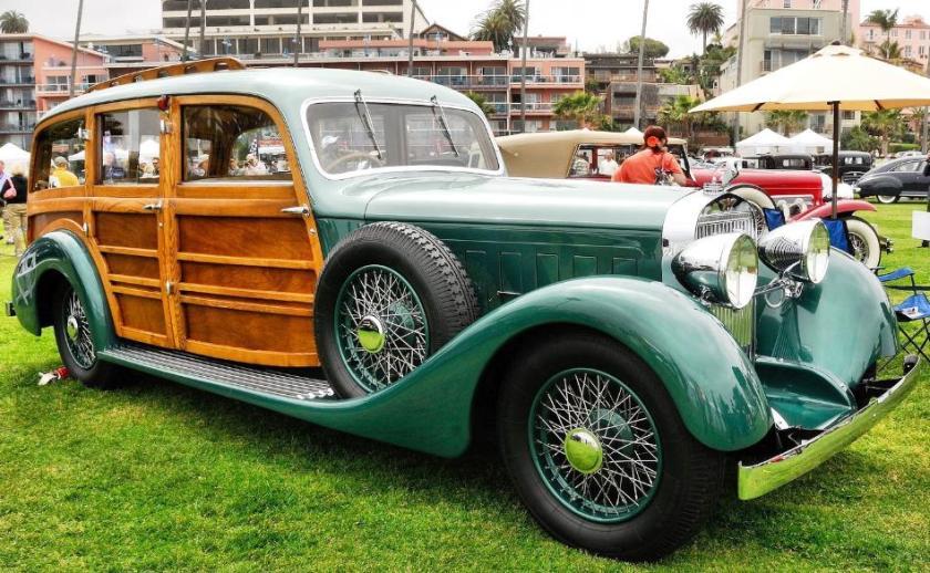 1937 Hispano Suiza K-6