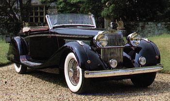 1937 hispano suiza  k6 cabrio