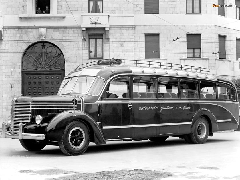1937 OM 4CPO Esperia