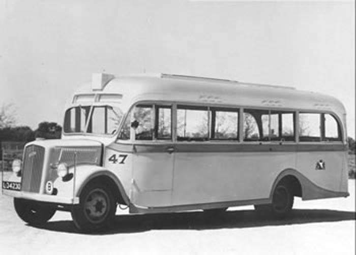 1937 opel blitzbus