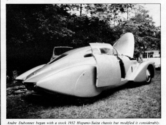 1938 Hispano Suiza Dubonnet Xenia 2