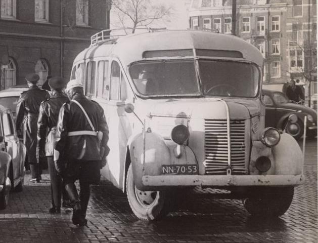 1938 NN-70-53 Opel type BR8W ex bus