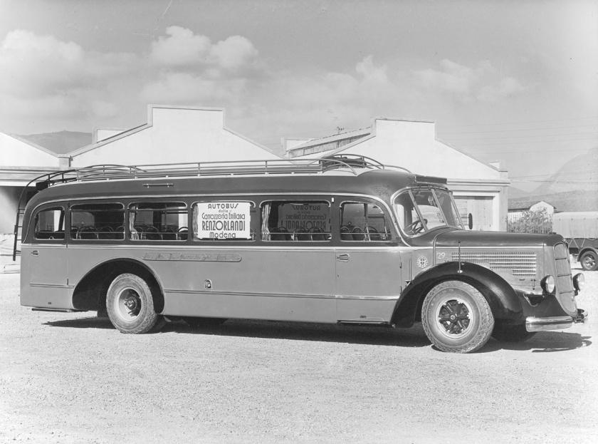 1938 OM CPO carrozzeria Renzo Orlandi