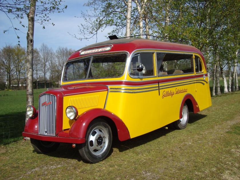 1938 opel blitz bus 2
