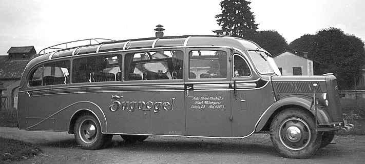 1938 opel blitz bus 21