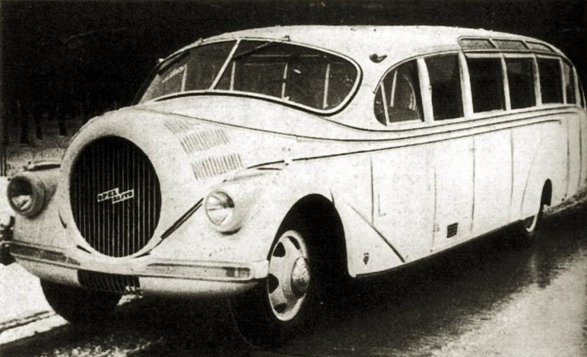 1938 Opel Blitz by Ludewig Bros 1