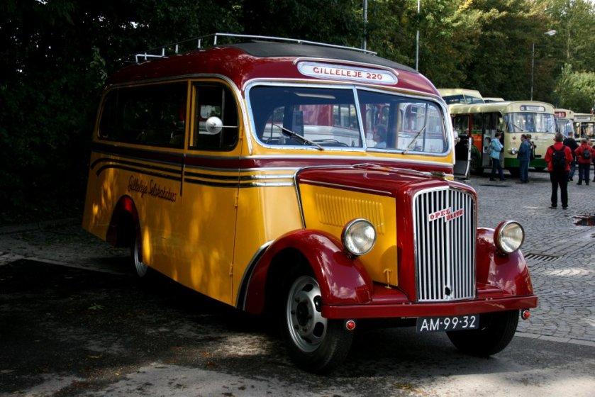 1938 Opel Blitz Oldtimerbus AM 99 32