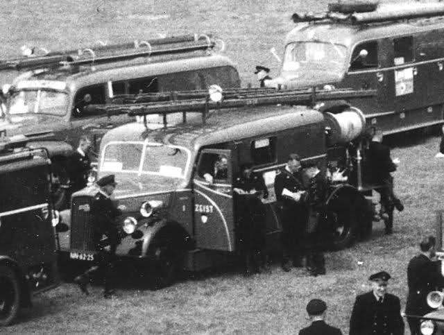 1938 Opel Blitz Van der Ploeg opbouw
