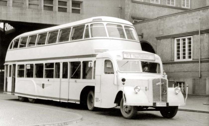 1938 Opel Schuman