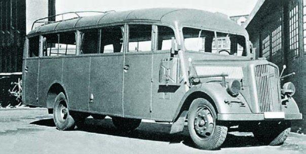 1939 Opel Blitz 3.6-47-W39