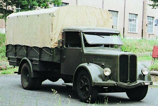 1940 ОМ Taurus