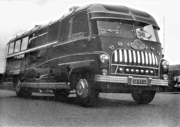 1940 Opel Blitz