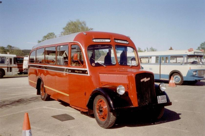 1941 Opel Blitz - O.C. Axelsen