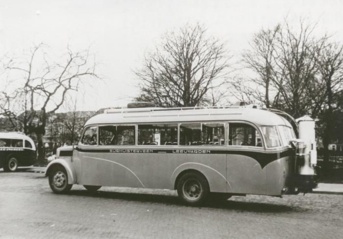 1941 Opel carr. Hainje Heerenveen B-12212a coll. Jan Harmsen Drachten
