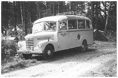 1942 opel busse-blitz