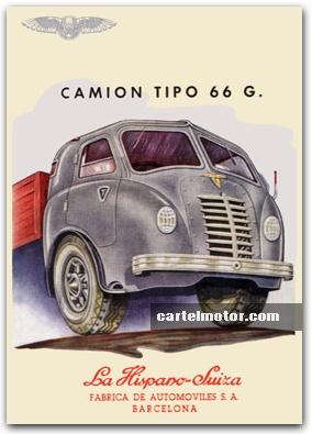 1944 HISPANO SUIZA 66 (PEGASO)
