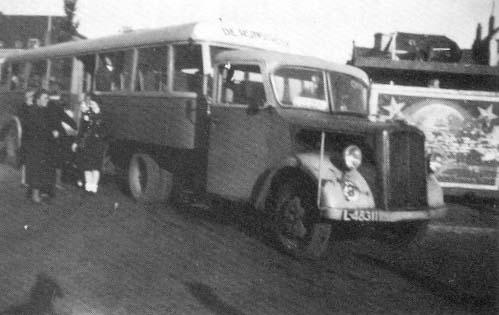 1946 Opel Opleggerbus ATO-21