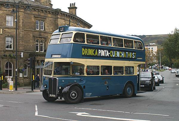 1947 AEC RT with Park Royal body