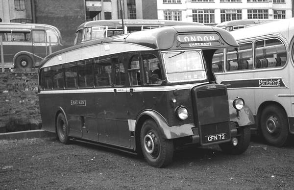 1947 Leyland PS1 with a Park Royal C32R body