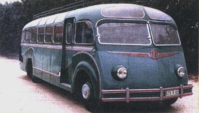 1948 Isobloc W 947DP Panhard Diesel 5700cc 85ps