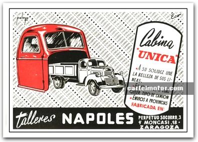 1948 TALLERES NAPOLES (NAZAR)