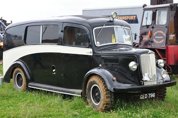 1949 Morris-Commercial CV GED796