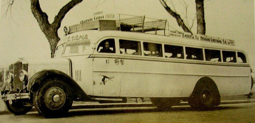 1950 Hispano-Suiza de la Chelvana