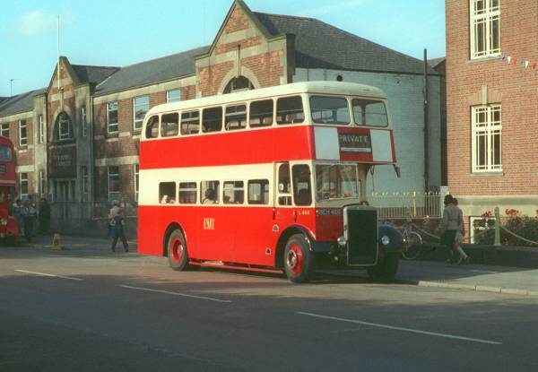 1950 Leyland OPD2-1 new in 1950 but rebodied in 1954 with a Northern Counties L53R body