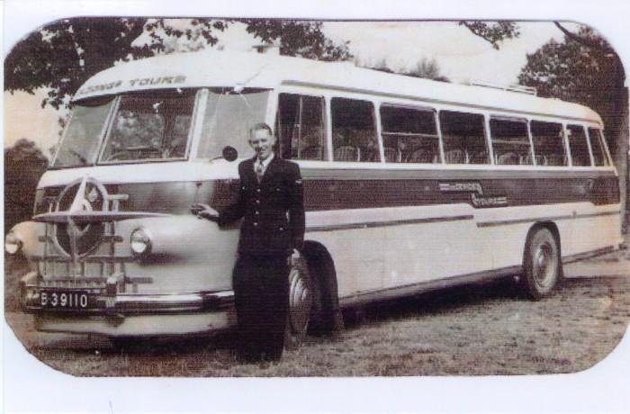 1950 Panhard B-39110a Den Oudsten Woerden