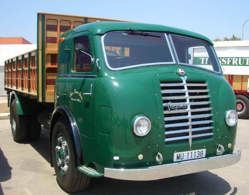 1950 Pegaso II MU-11138 Moflette