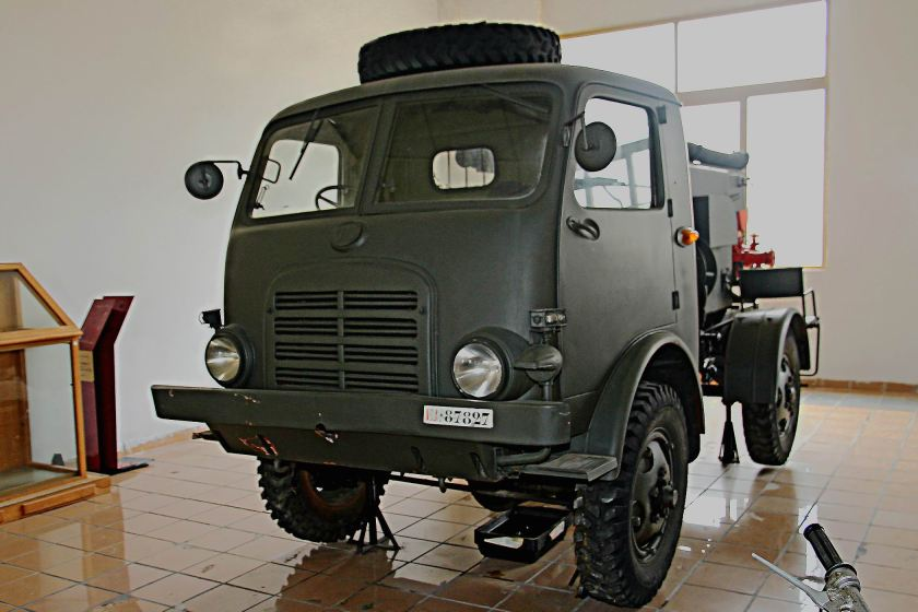 1951 OM CL51 Autopompa