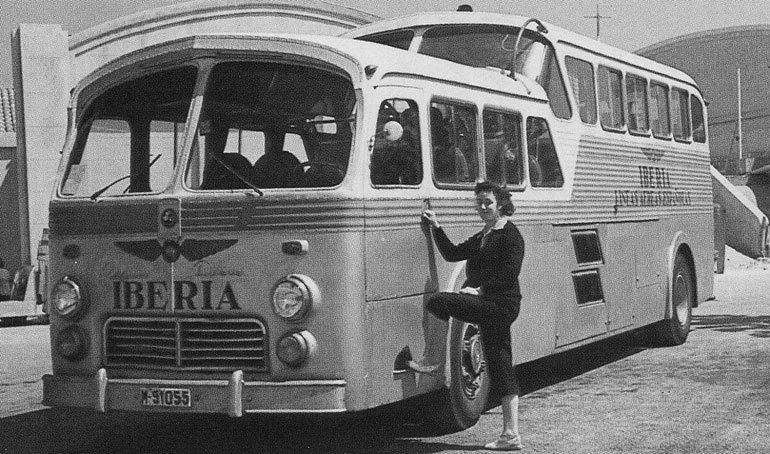 1951 Pegaso Z-403 Monocgasco