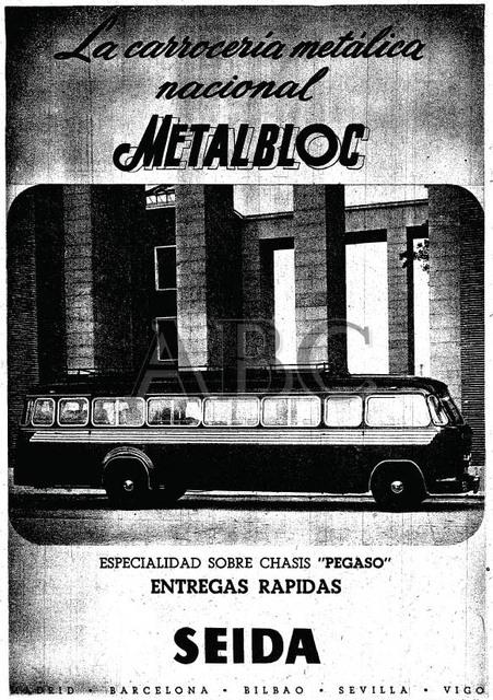 1951 seida1951 Pegaso