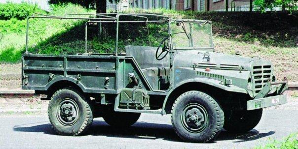 1952 ОМ-20.110 (CL52), 4x4