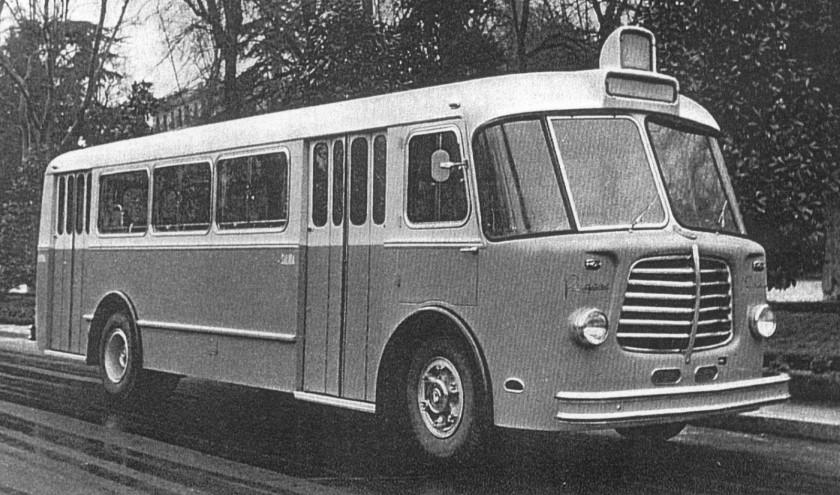 1952 HISPANO SUIZA Pegaso Z 401 Seida