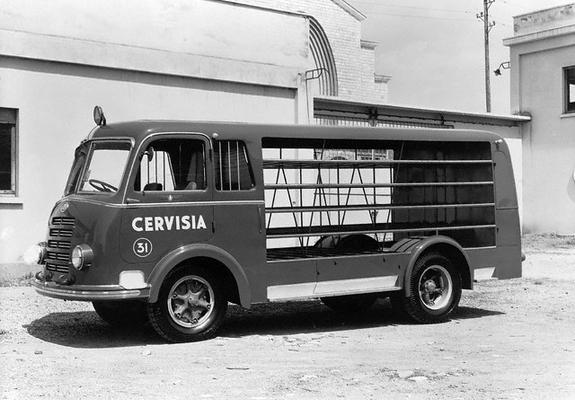 1952 OM Taurus 340
