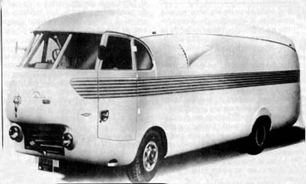 1952 Pegaso Bacalao 1952