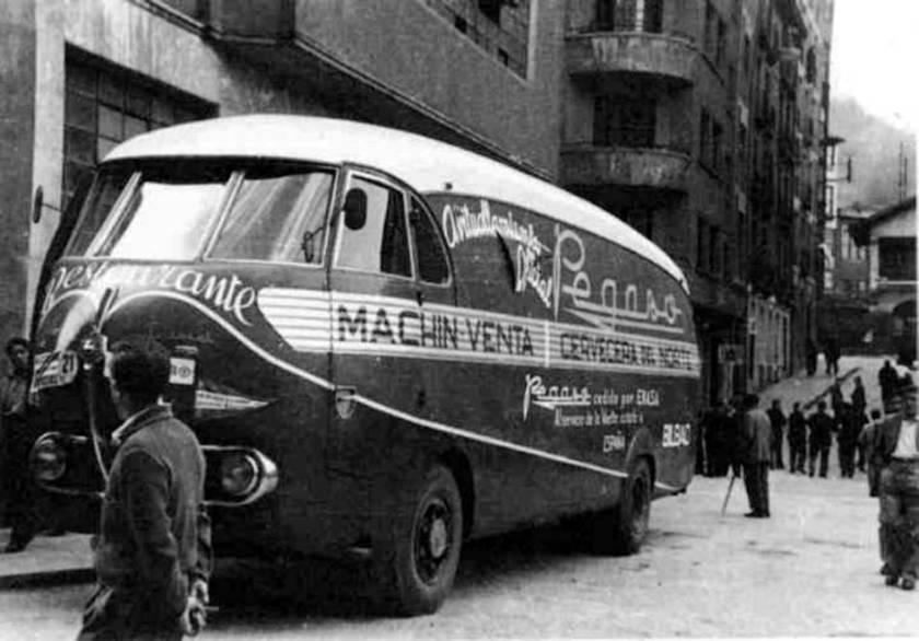 1952 Pegaso Bacalao