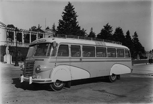 1952 Pegaso vraagteken SP