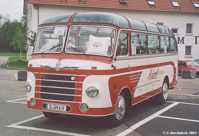 1953 Neoplan SH 6 Klein-Reisebus