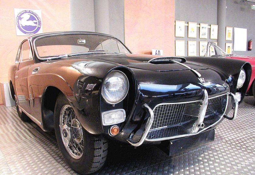 1953 Pegaso Z-103. Museo de la Automoción de Salamanca.