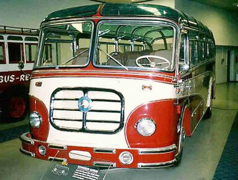 1954 Auwärter L 4500