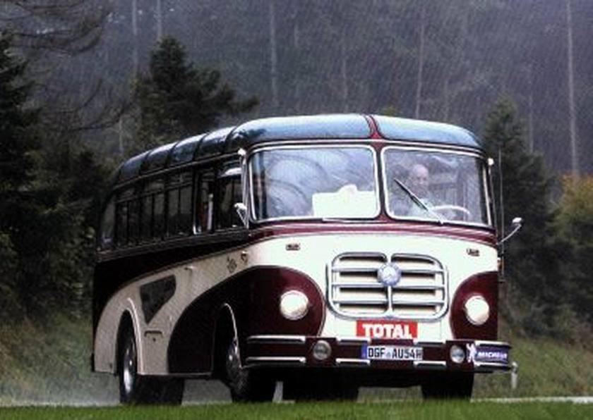1954 Auwärter-NEOPLAN   L 4500 Schweizer - Modell Diesel 6 cyl