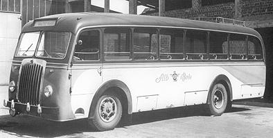 1954 Büssing 4000 T  Neoplan 1954