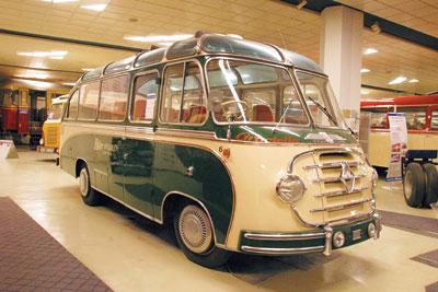 1954 Borgward Karr. Ottenbacher
