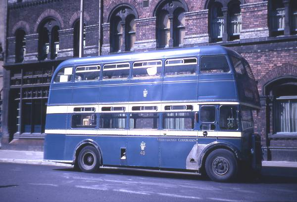 1954 Guy Arab IV 6LW with Northern Counties H32-26R bodywork