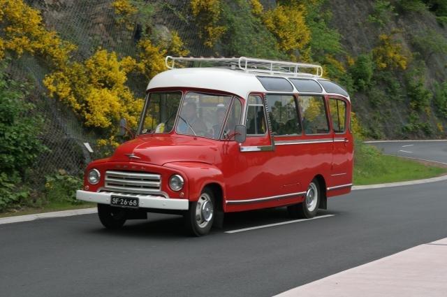 1954 Opel Blitz 1,75to Typ 330 Panoramabus b