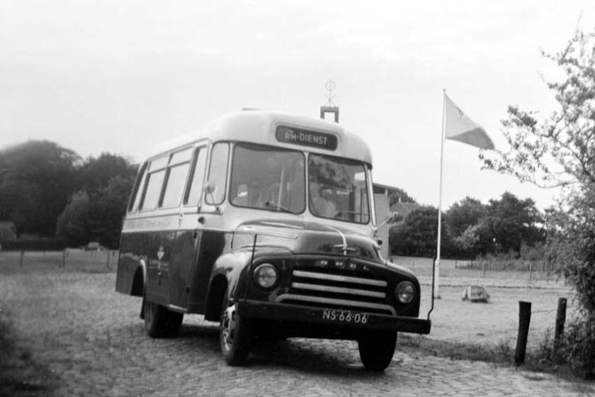 1954 Opel Blitz NS-66-06