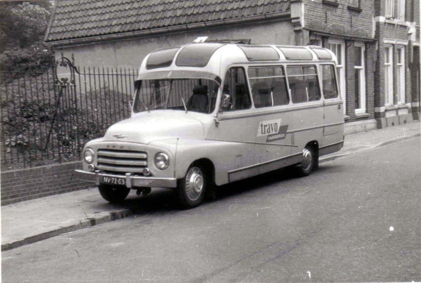 1954 Opel Blitz NV-72-83